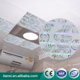 Панель стены PVC благоприятного цены декоративная для стены, потолка с конструкцией цветка