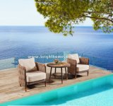 Hot Sale New Design Outdoor Wicker Sofa Set