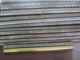 Q235 tige de renfort Shuttering en acier accessoires 15/17mm pour le coffrage