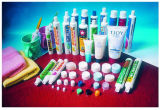 Toothpast Gefäß/kosmetisches Gefäß/Handsahnegefäß, das Maschine herstellt