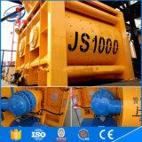 2017 el mejor mezclador concreto de Quaility Js1000 de la venta caliente