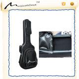 41 sac à dos complétant acoustique réglable duel imperméable à l'eau du sac 18mm de gig de guitare de courroie d'épaule de pouce