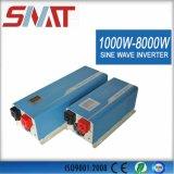 Snat 12V/24V 1000W zu reinem Welle Gleichstrom des Sinus-6000W zum Wechselstrom-Inverter mit Aufladeeinheit