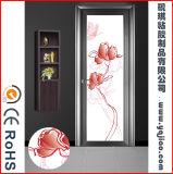 문을%s 자동 접착 PVC 장식적인 스테인드 글라스 창문 필름
