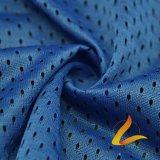Gestricktes PolyesterSpandex Lycra elastisches Gewebe für Sportkleidung-Eignung (LTT-8016#)