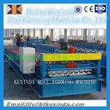 Kexinda 1000 ha galvanizzato le mattonelle di tetto che fanno il rullo che forma il macchinario