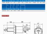 Russische Thyristors van Contol van de Fase van het Type (t232-50-12)