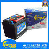 Prix ​​d'usine Hot Sale DIN62 12V62ah Mf Car Battery