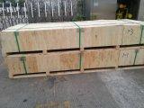 Panneau ignifuge de décoration de matériau de construction de panneau composé en aluminium de PVDF
