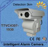 열 Uncooled 방수 IP66 PTZ IP IR 통신망 사진기 17km