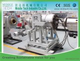 Extrudeuse en plastique PVC/PE/PPR tuyau& conduit électrique de l'eau, profil Extrusion Making Machine
