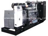 Shangchai W 시리즈 출력 범위 600kw를 위한 디젤 엔진 발전기 세트