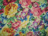 Tissu teint par fibre de laines