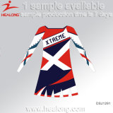 Healong Form-Entwurfs-Sportkleidung-Sublimation-Druckencheerleading-Uniform