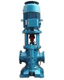 Bomba de petróleo circular vertical del engranaje de la serie de Lyb