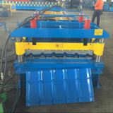 Prezzi colorati della macchina di fabbricazione dell'acciaio lustrati tetto
