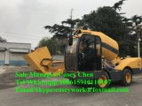 De Hete Verkoop Hongyuan 3.5cbm van de Apparatuur van de bouw de Concrete Vrachtwagen van de Mixer van het Cement voor Verkoop