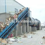Am meisten benutzt in Paper Mill Waste Paper Feeding Chain Conveyor System
