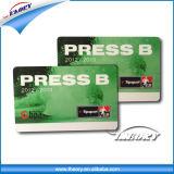 Customized Cr80 cartões telefônicos pré-pagos com zero de instrumentos
