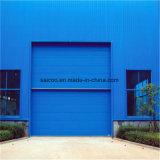 Porte en aluminium /Automatic de rouleau roulant la porte/la porte obturateur de roulement