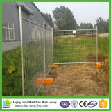 Гальванизированная сетка Австралии гальванизированная стандартом временно ограждая/съемная ограждая загородка сетки сетки стальная временно