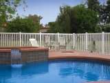 Clôture de piscine (DY314)