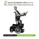 Cadeira de rodas elétrica Handicapped ereta aprovada CE