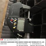 堅い浮彫りになるEn 10219 En 10210が付いている黒い空セクション管