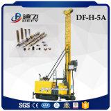 De Df-H-5A prix géophysique hydraulique de machine de plate-forme de forage de faisceau de roche complètement Survery