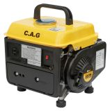 Gerador de gasolina portátil 650W, 950 DC gerador a gasolina