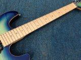 Mahogany тело пылало гитара Suhr 24frets Tremolo Floydrose клена верхняя электрическая