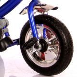 O triciclo Multi-Function do bebê caçoa o triciclo feito em China