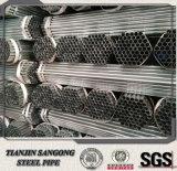 Galvanisiertes Rohr, heißes BAD galvanisiertes Stahlrohr, galvanisiertes Eisen-Rohr
