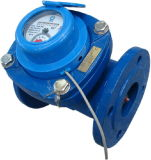 Woltman сухого типа дозатора воды (м) для массовых грузов