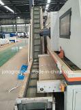 Separatore del flusso turbolento per la separazione metallo non ferroso e del vetro
