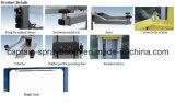 Подъем автомобиля Gantry 2 столбов гидровлический, автоматический подъем 4t