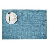 Genaaide 4X4 Textiel Geweven Placemat voor Tafelblad