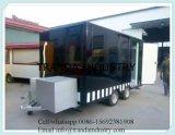Convoi de restaurant mobile à base de soja Usy