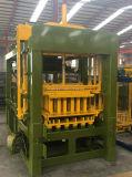 Cavidade inteiramente Auotmatic de Qt12-15 Alemanha Siemens do PLC, sólido, Paver, linha de produção maquinaria do bloco do Curbstone