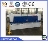 Máquina hidráulica do corte e de estaca do feixe do balanço do CNC QC12K-25X2500