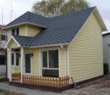 Chambre préfabriquée résidentielle moderne de structure métallique de type (KXD-SSW81)