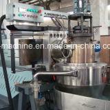 Ligne de granulation en plastique avec la ligne machines de pelletisation de détecteur de métaux de plastique
