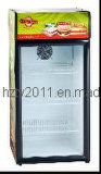 コカ・コーラのためのガラス折戸カウンターディスプレイクーラーは、SC- 120Hドリンク