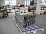 Transportador de cinta de PVC para juntas de la máquina