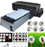 Digital Inkjet Multifunction 3D Ceramic Mug Candle Golfball Logo Printer/Flatbed Printer für T-Shirt, Golfball, CD, Card, Pen Printing