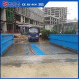 آليّة حافلة وشاحنة عجلة غسل آلة