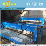 Steel galvanizzato Cutting Machine con Foot Pedal Control