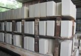 Monolithe de céramique de chauffage à substrat en céramique Honeycomb de chauffage