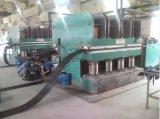 新型倍の顎の構造のタイヤの踏面の加硫機械