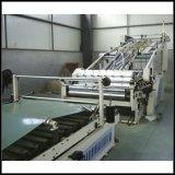 Flûte ondulé à haute vitesse automatique Machine de contrecollage